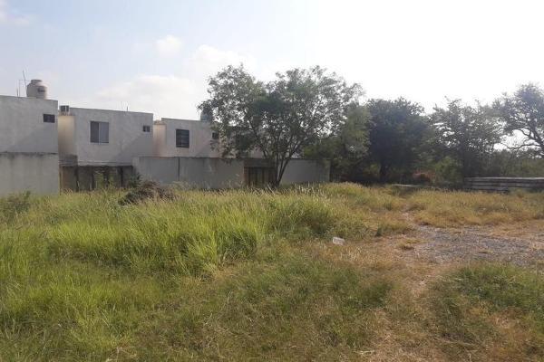 Foto de terreno habitacional en venta en  , mirador huinalá, apodaca, nuevo león, 7958195 No. 01