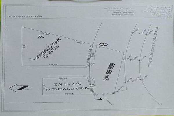 Foto de terreno habitacional en venta en  , mirador huinalá, apodaca, nuevo león, 7958195 No. 02