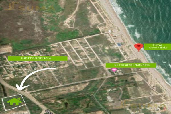 Foto de terreno habitacional en venta en  , miramapolis, ciudad madero, tamaulipas, 18509045 No. 02