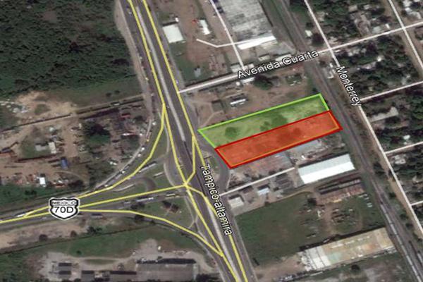 Foto de terreno habitacional en venta en  , miramar, altamira, tamaulipas, 11850569 No. 02