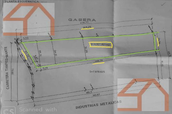 Foto de terreno habitacional en venta en  , miramar, altamira, tamaulipas, 11850569 No. 03