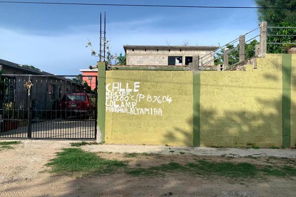 Foto de casa en venta en  , miramar, altamira, tamaulipas, 16495000 No. 01