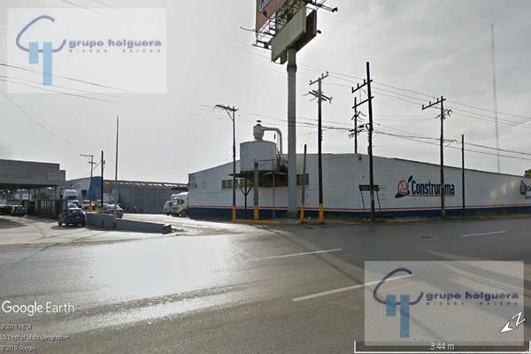Foto de nave industrial en renta en  , miramar, altamira, tamaulipas, 7158329 No. 01