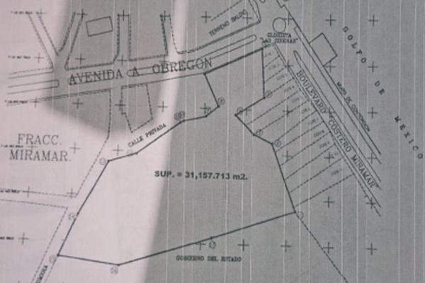 Foto de terreno habitacional en venta en  , miramar, ciudad madero, tamaulipas, 13352953 No. 04