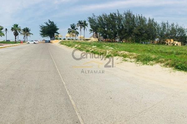 Foto de terreno habitacional en venta en  , miramar, ciudad madero, tamaulipas, 5394779 No. 06