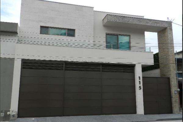 Foto de casa en venta en  , mirasierra 3er sector, san pedro garza garcía, nuevo león, 5380115 No. 01
