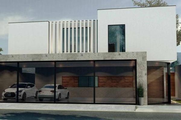 Foto de casa en venta en  , mirasierra 4to sector, san pedro garza garcía, nuevo león, 8013283 No. 01