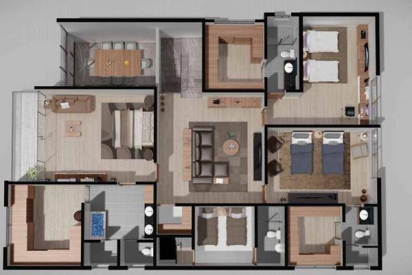 Foto de casa en venta en  , mirasierra 4to sector, san pedro garza garcía, nuevo león, 8013283 No. 05