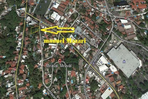 Foto de terreno habitacional en venta en  , miraval, cuernavaca, morelos, 18463976 No. 02