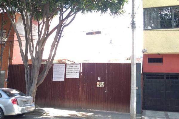 Foto de terreno habitacional en venta en  , miravalle, benito juárez, df / cdmx, 0 No. 01