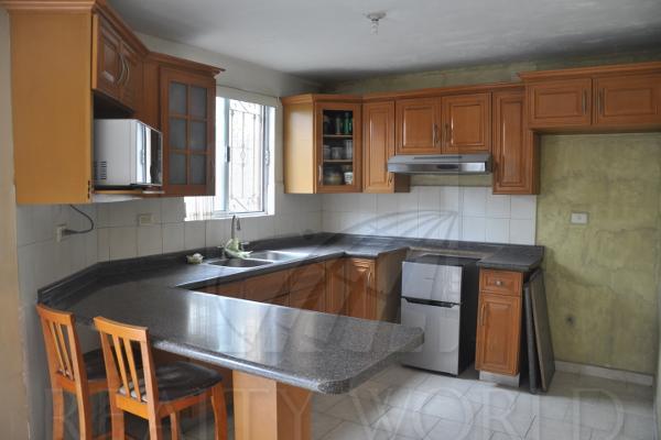 Foto de casa en venta en  , misión de anáhuac 1er sector, general escobedo, nuevo león, 3135196 No. 04