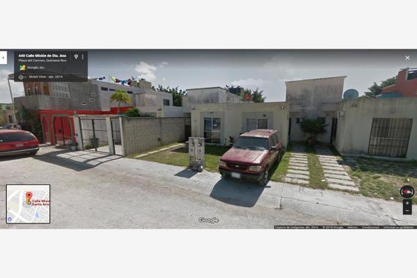 Foto de casa en venta en misión de santa ana 443-a, misión del carmen, solidaridad, quintana roo, 5662302 No. 02