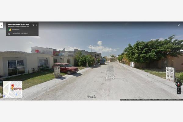 Foto de casa en venta en misión de santa ana 443-a, misión del carmen, solidaridad, quintana roo, 5662302 No. 03