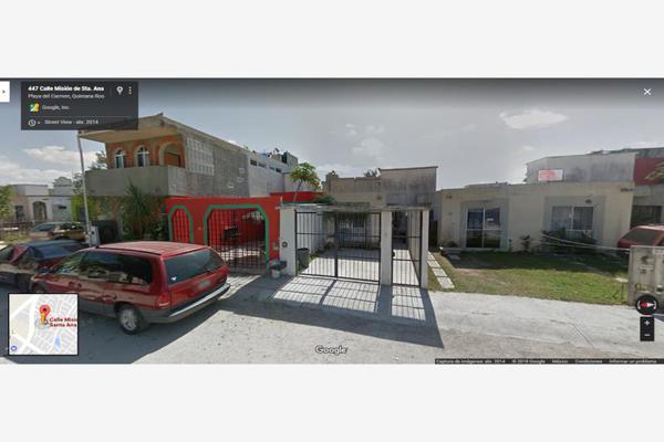 Foto de casa en venta en misión de santa ana 443-a, misión del carmen, solidaridad, quintana roo, 5662302 No. 04