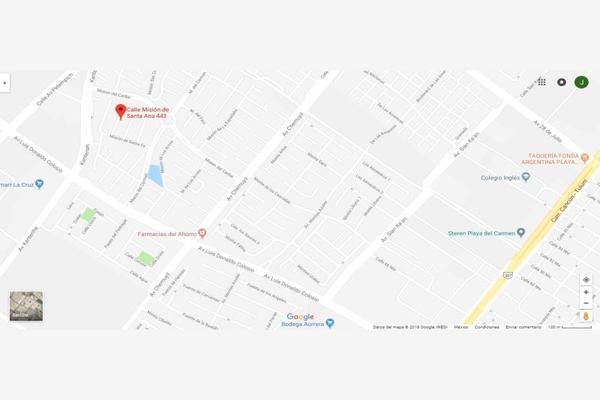 Foto de casa en venta en misión de santa ana 443-a, misión del carmen, solidaridad, quintana roo, 5662302 No. 05