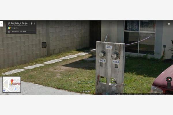 Foto de casa en venta en misión de santa ana 443-a, misión del carmen, solidaridad, quintana roo, 5662302 No. 07