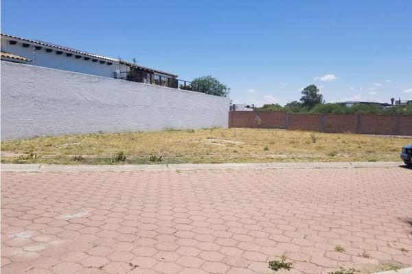 Foto de terreno habitacional en venta en  , misión del campanario, aguascalientes, aguascalientes, 16758859 No. 01