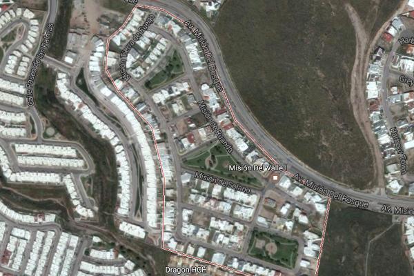 Foto de terreno industrial en venta en mision del valle i , misión del valle, chihuahua, chihuahua, 3041967 No. 02