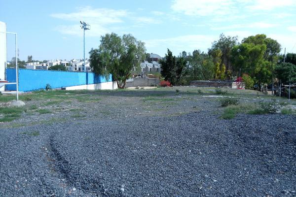 Foto de terreno habitacional en renta en  , misión mariana, corregidora, querétaro, 14130060 No. 02