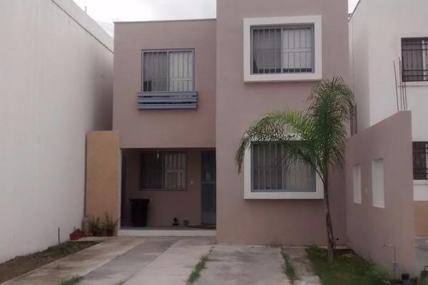 Foto de casa en venta en  , misión san jose, apodaca, nuevo león, 7906958 No. 01
