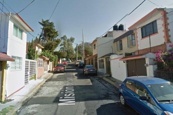Foto de casa en venta en misiones de santo domingo 0, misiones, naucalpan de juárez, méxico, 9924967 No. 01