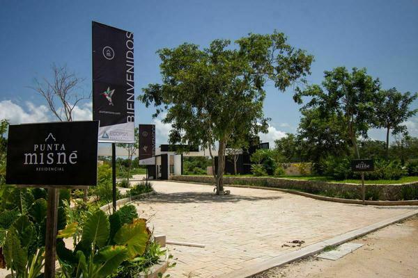 Foto de terreno habitacional en venta en  , misnebalam, progreso, yucatán, 6211616 No. 01