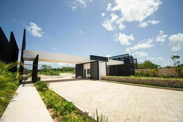 Foto de terreno habitacional en venta en  , misnebalam, progreso, yucatán, 6211616 No. 02