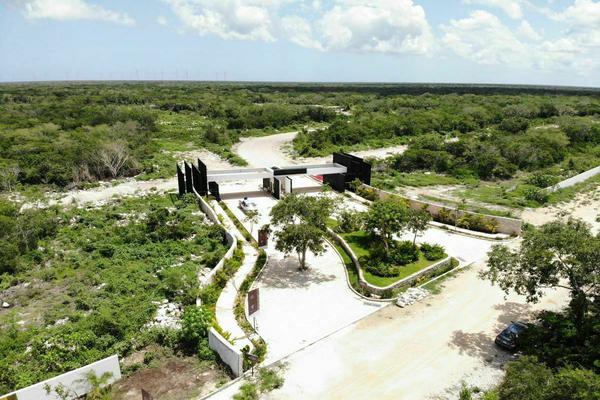 Foto de terreno habitacional en venta en  , misnebalam, progreso, yucatán, 6211616 No. 04