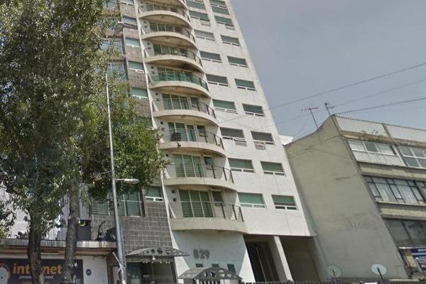 Foto de departamento en venta en  , mixcoac, benito juárez, df / cdmx, 12262817 No. 01