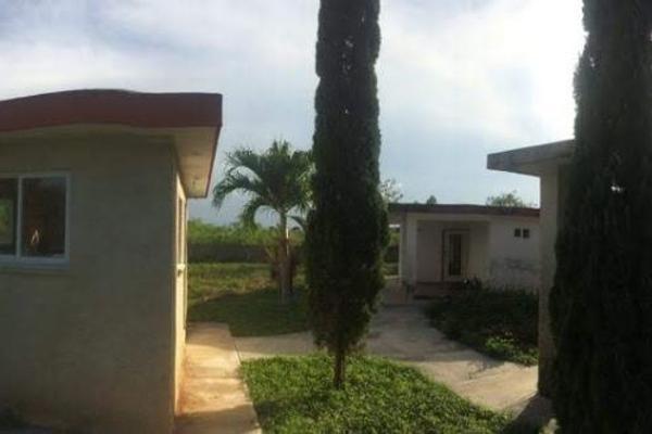 Foto de terreno habitacional en venta en  , mococha, mocochá, yucatán, 14028637 No. 01