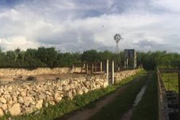 Foto de terreno habitacional en venta en  , mococha, mocochá, yucatán, 14028637 No. 02