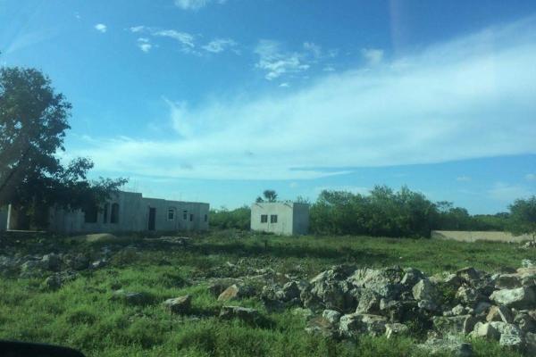 Foto de terreno habitacional en venta en  , mococha, mocochá, yucatán, 14028637 No. 03