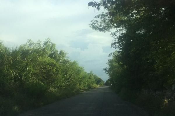 Foto de terreno habitacional en venta en  , mococha, mocochá, yucatán, 14028637 No. 04