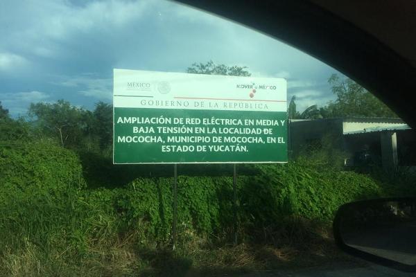 Foto de terreno habitacional en venta en  , mococha, mocochá, yucatán, 14028637 No. 05