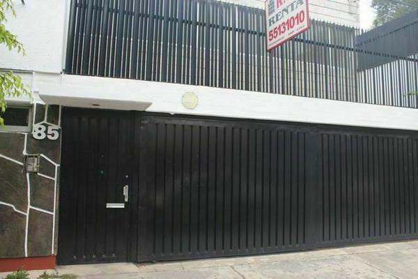 Foto de casa en renta en moctezuma , del carmen, coyoacán, df / cdmx, 0 No. 01