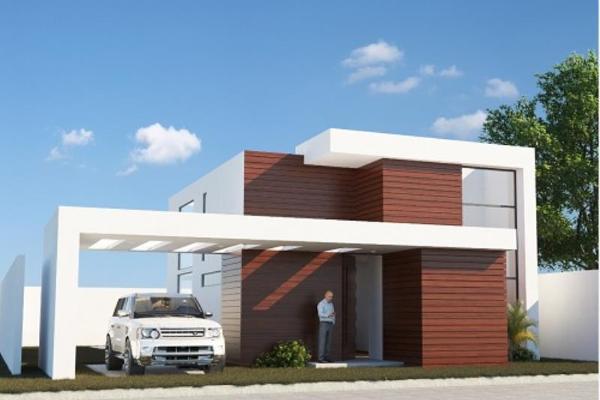 Foto de casa en venta en moctezuma , centro vacacional oaxtepec, yautepec, morelos, 8061030 No. 01