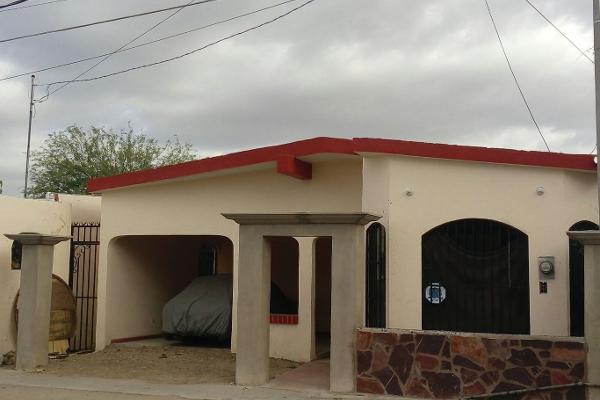 Foto de casa en venta en  , modelo, hermosillo, sonora, 3428208 No. 01