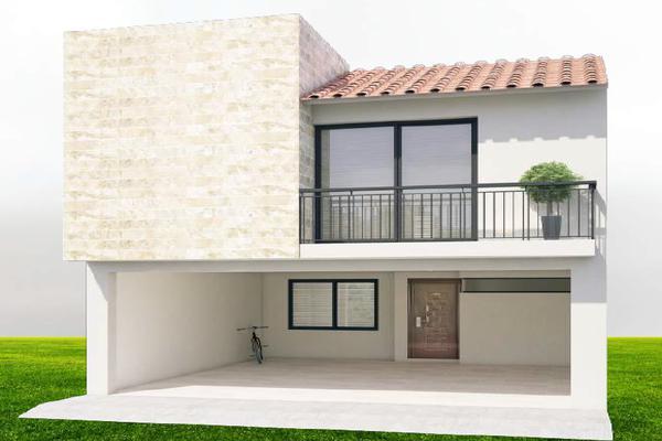 Foto de casa en venta en modelo san carlos (catara residencial) , villa de pozos, san luis potosí, san luis potosí, 0 No. 01