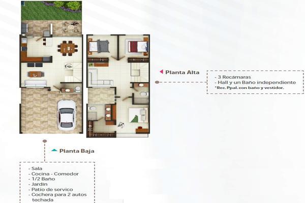Foto de casa en venta en modelo san carlos (catara residencial) , villa de pozos, san luis potosí, san luis potosí, 0 No. 12