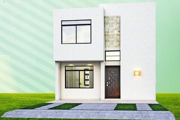 Foto de casa en venta en modelo san fernando (catara residencial) , villa de pozos, san luis potosí, san luis potosí, 15234537 No. 01