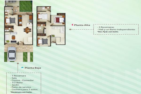 Foto de casa en venta en modelo san fernando (catara residencial) , villa de pozos, san luis potosí, san luis potosí, 15234537 No. 12