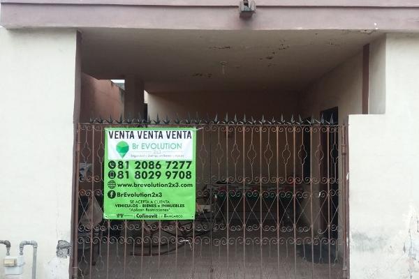 Foto de casa en venta en  , moderno apodaca i, apodaca, nuevo león, 5682864 No. 01