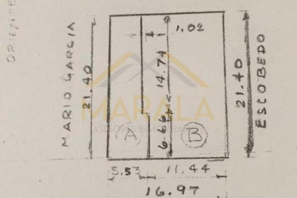 Foto de terreno comercial en venta en modesto arreola y escobedo 115, monterrey centro, monterrey, nuevo león, 0 No. 05