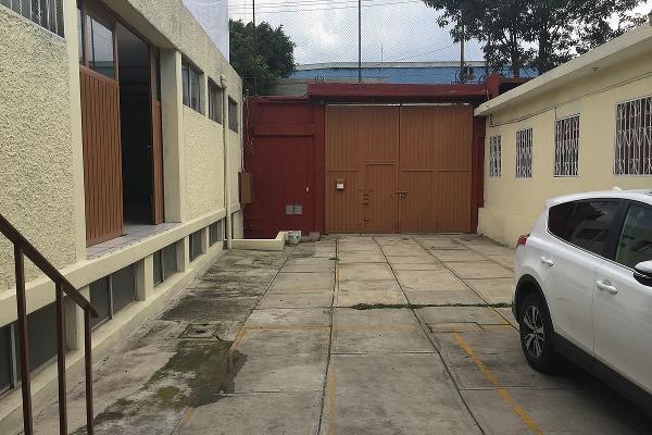 Foto de nave industrial en venta en  , molino de santo domingo, álvaro obregón, distrito federal, 5737408 No. 01