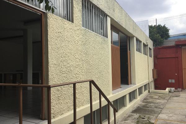 Foto de nave industrial en venta en  , molino de santo domingo, álvaro obregón, distrito federal, 5737408 No. 02
