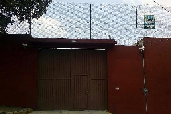 Foto de nave industrial en venta en  , molino de santo domingo, álvaro obregón, distrito federal, 5737408 No. 18
