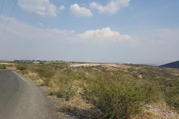 Foto de terreno habitacional en venta en  , mompani, querétaro, querétaro, 7942463 No. 01