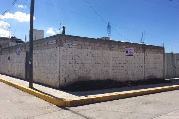 Foto de terreno comercial en venta en montaña de tacaná , san cayetano el bordo, pachuca de soto, hidalgo, 6153379 No. 01