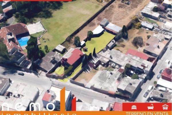 Foto de terreno habitacional en venta en monte alban , santa cruz buenavista, puebla, puebla, 8842091 No. 01
