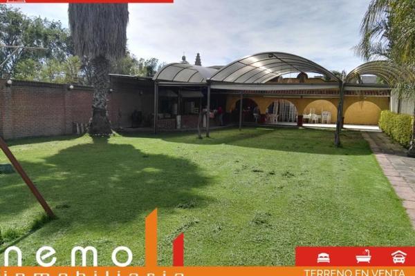Foto de terreno habitacional en venta en monte alban , santa cruz buenavista, puebla, puebla, 8842091 No. 02